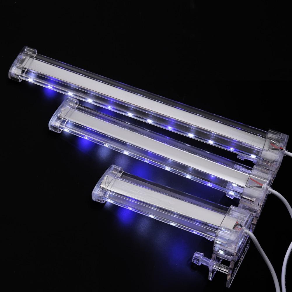 Supercrystal <font><b>led</b></font> aqua рий свет клип на светодиодные лампы aqua рий светильники для коралловый риф аквариума, клип водить танк aqua