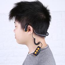 Conducción Ósea Bluetooth Auriculares Estéreo portátil Impermeable Sport Wireless Auriculares Auriculares Soporte Manos libres Micrófono Universal