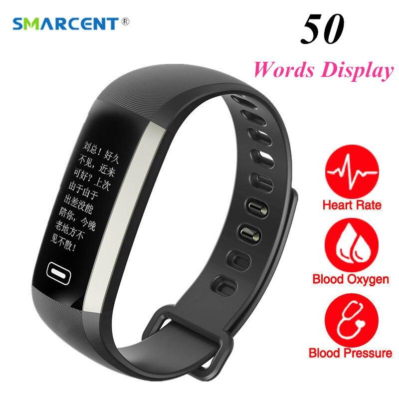 R5 Max M2PRO Herzfrequenz Smart Band Uhr Blutdruck sauerstoff Monitor Armband Fitness Track Smart Armband PK Y5 Z11 CK11S