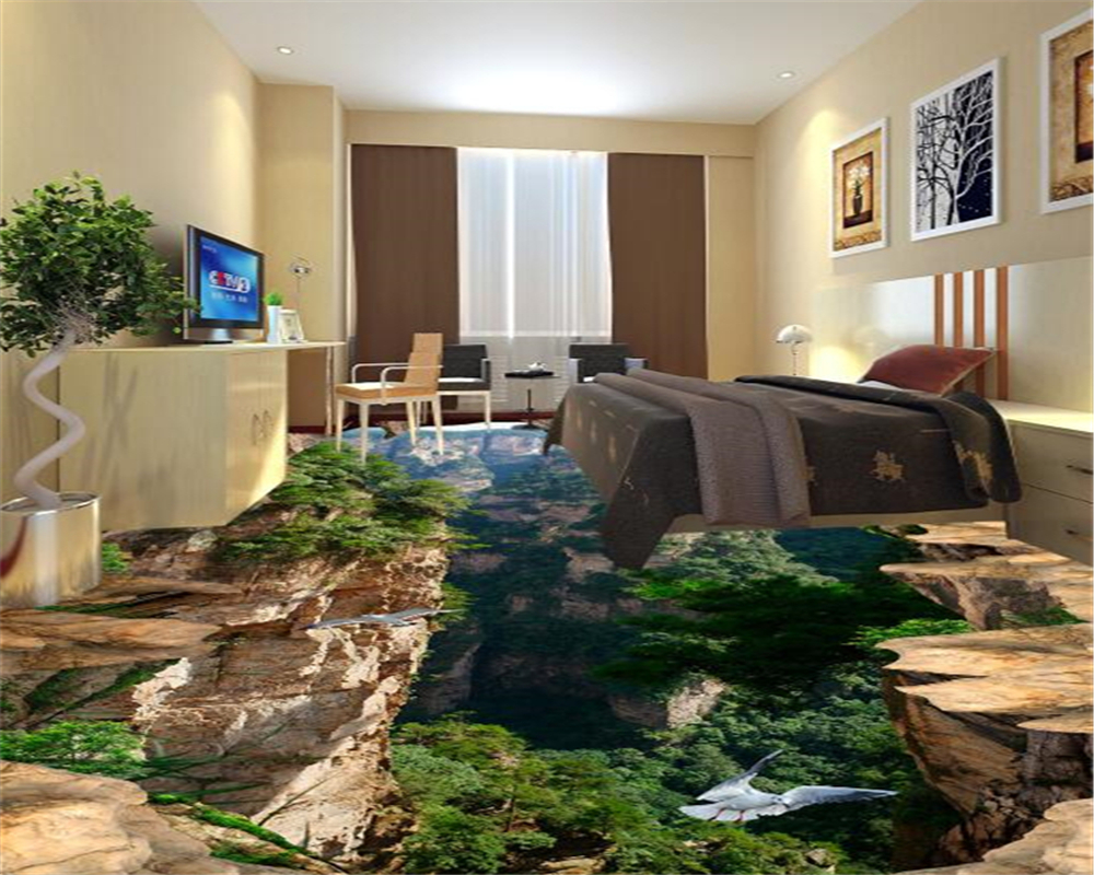 где купить beibehang Customized interior decoration wallpaper wall three - dimensional 3d flooring to paste papel de parede 3d wallpaper по лучшей цене