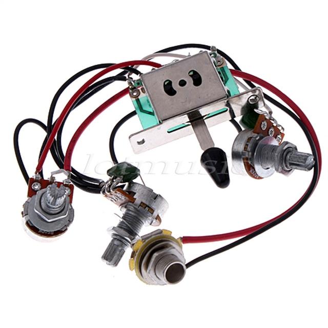 Guitar Wiring Parts standard electrical wiring diagram
