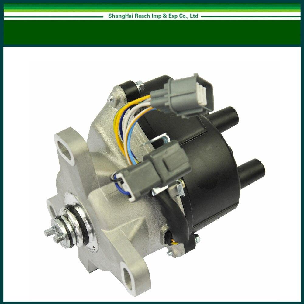 Distributor For Honda  92-95 1.5L/1.6L Civic EX VX Si Civic del Sol Si VTEC OE#: TD-42U /30100-P08-006/TD-42U /TD-48U/606-587 видеорегистратор intego vx 410mr