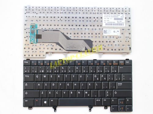New notebook Laptop keyboard for DELL Latitude E5420 E5430 E6220 E6230  French/Fr Layout brand new us keyboard for dell latitude e5450 e7450 laptop keyboard without frame laptop
