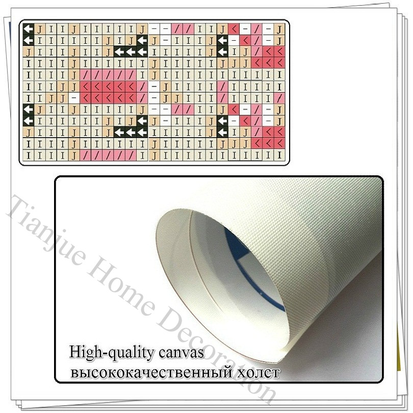 PSHINY 5D DIY Diamante bordado pavo real Imágenes kit de mosaico de - Artes, artesanía y costura - foto 4