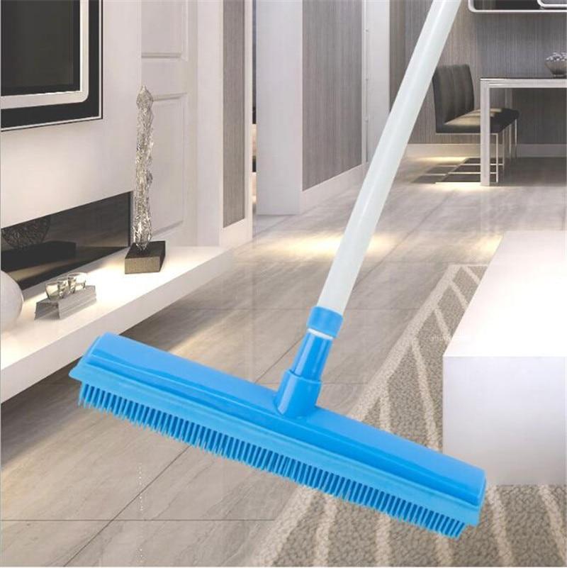 Brosse nettoyeur multi-fonctionnel poussière nettoyage balayeuse propre Pet cheveux saleté dissolvant Portable aspirateur accessoire