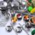 Los niños Juegos de imaginación Cocina Juguetes 18 unids/set Miniatura de Cocina Accesorios de Cocina Set de Cocina Set Juguetes Para Niños Brinquedo