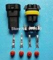 1 set/lote 9006 HB4 bombilla zócalo de plástico, base de la lámpara auto adaptadores de enchufe linterna del coche conector