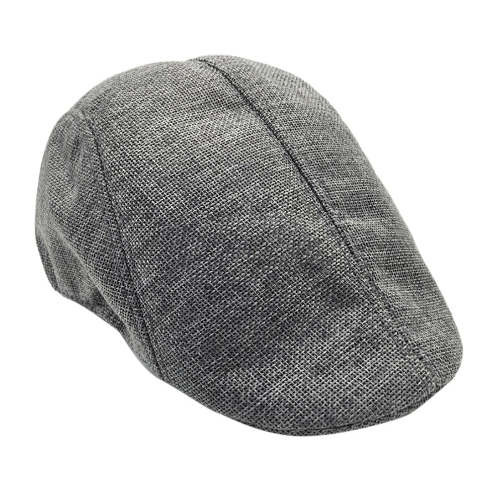 Beret Sunhat-Caps Mesh Breathable Sport Summer Visor Sun-Hat Stylish Casual Bar Popular-Style