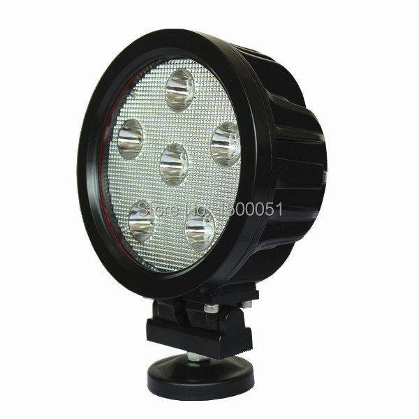 LED 60W round led work light 4×4 accessory rc truck
