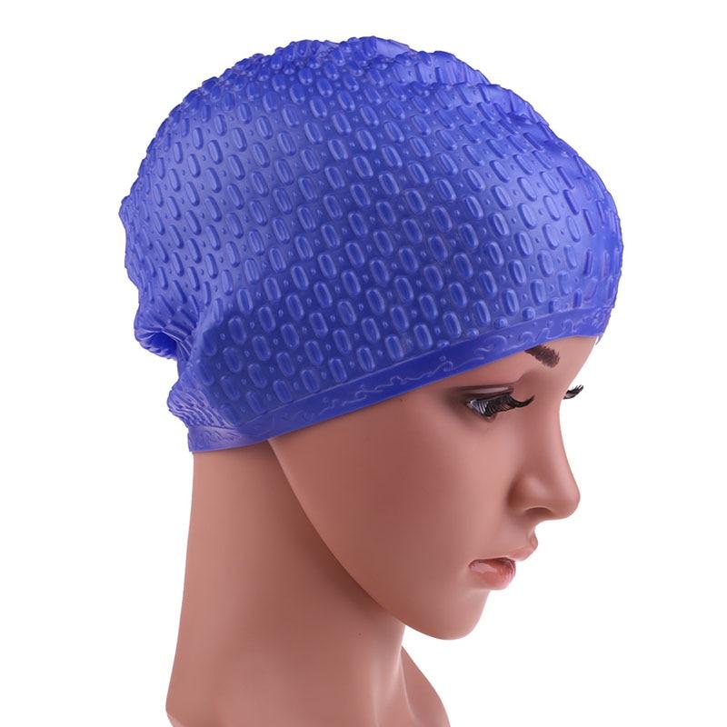 2019 High Quality Men Women Flexible Silicon Waterproof Ear Protection Swimming Cap Cover Outdoor Sports deporte Wear Equipment Multan