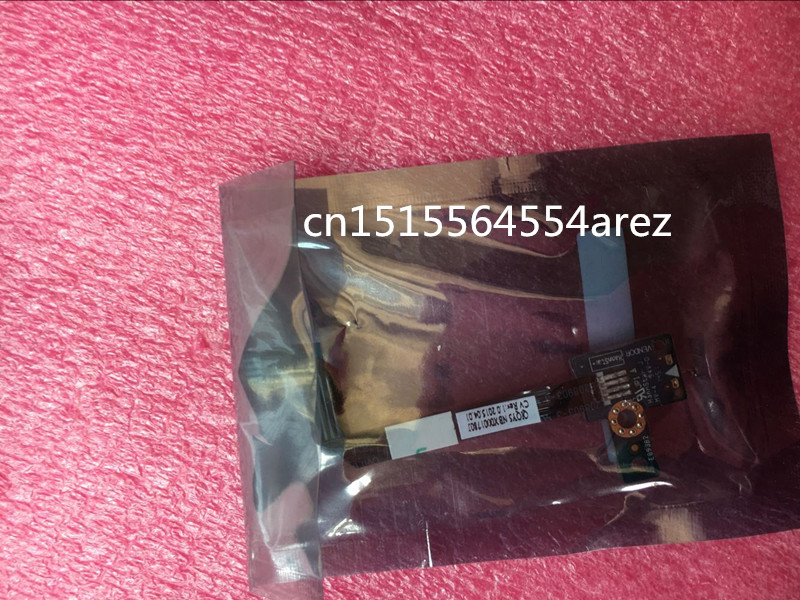 Pc Nanny New Original For Lenovo Y400 Function Board Button Power Switch Board Qiqy5 90001123 90001122 Works Computer Cables & Connectors