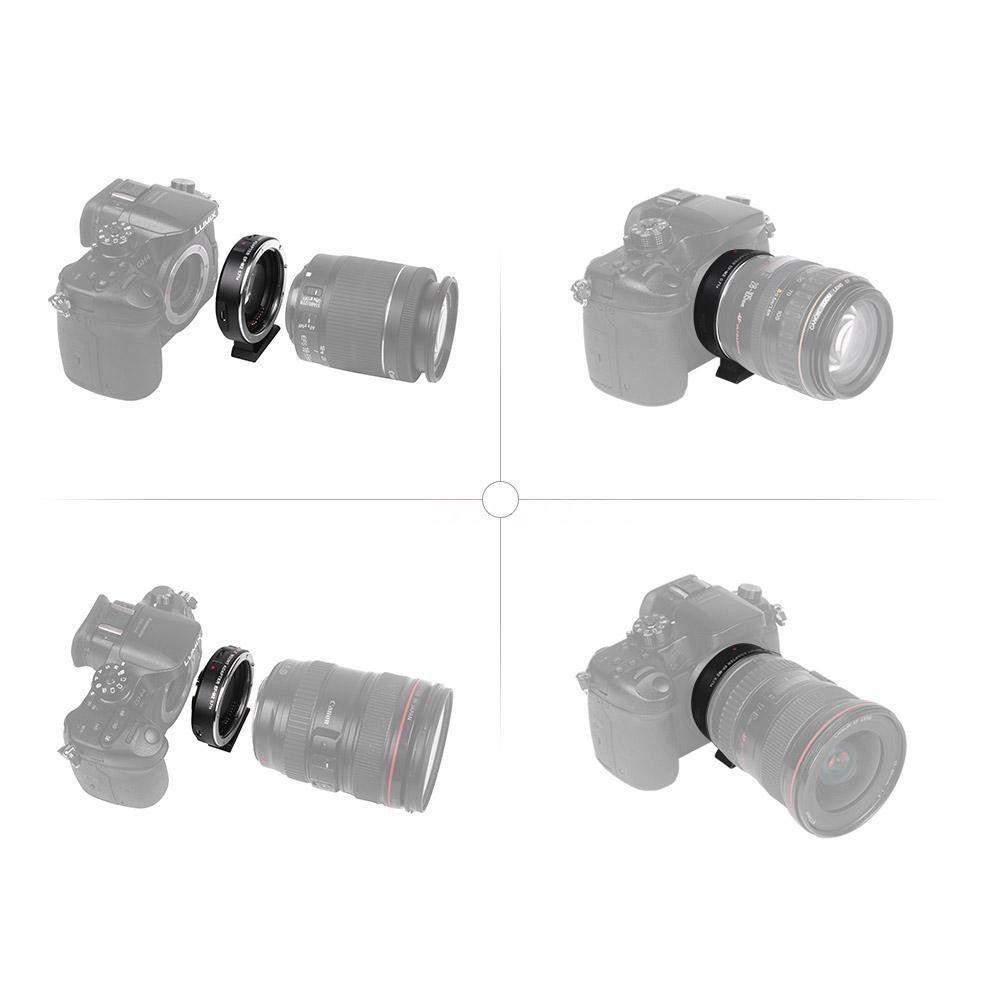 Viltrox EF-M2 ii foco automático lente de