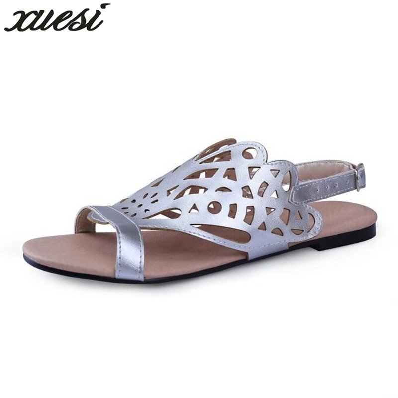 Sandalias Verano Mujer 2018 Women Summer Shoes Chaussure Femme Ete Melissa Shoes For Women High Gladiator Sandals Plus Size31-48