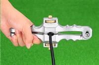 Longitudinal Opening Knife Longitudinal Sheath Cable Slitter Fiber Optical Cable Stripper SI 01