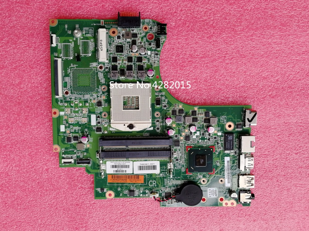 Free shipping 747262 501 747262 001 Main Board For HP 14 D 240 G2 246 G2