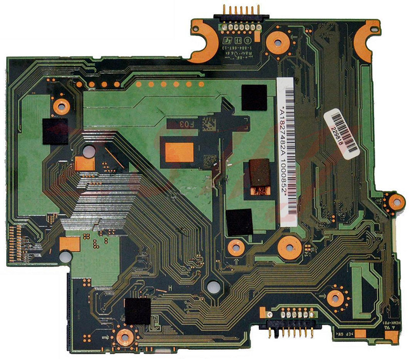 For SONY VPCZ VPCZ2 Laptop Motherboard With i5 CPU HM67 MBX-236 1-884-667-13 A1827487A Free Shipping 100% test ok for sony vpc z series mbx 206 laptop motherboard i5 520m a1754738a hm55 free shipping