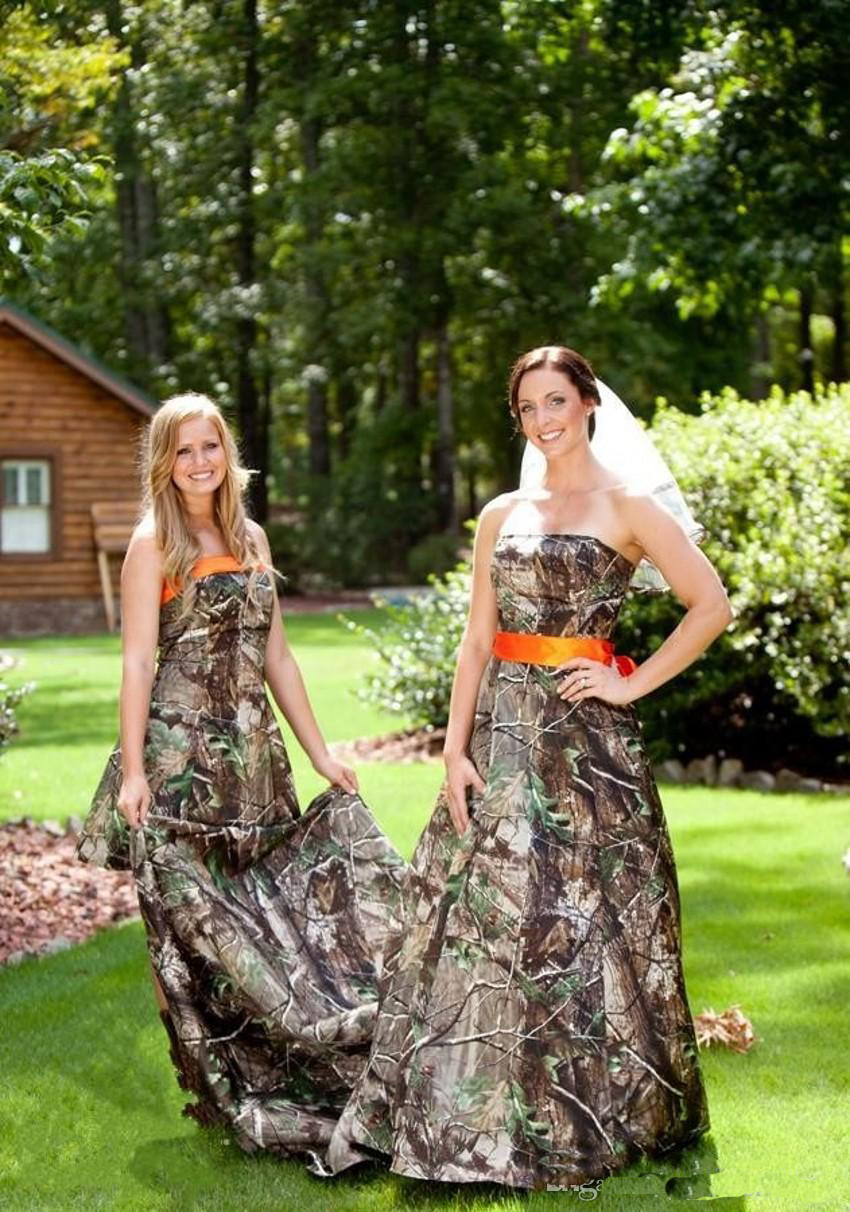 plus size pink camo wedding dresses realtree wedding dresses Pictures Of Plus Size Camo Wedding Dresses Photo 2