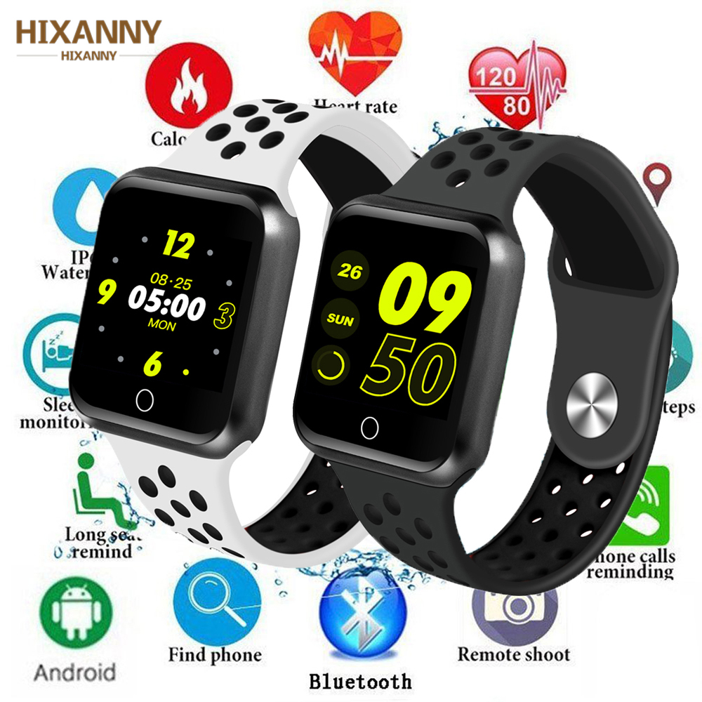 Smart Watch Watches Men IP67 Waterproof 15 Days Long Standby Heart Rate Blood Pressure Smartwatch Support IOS Android PK Z60 A1
