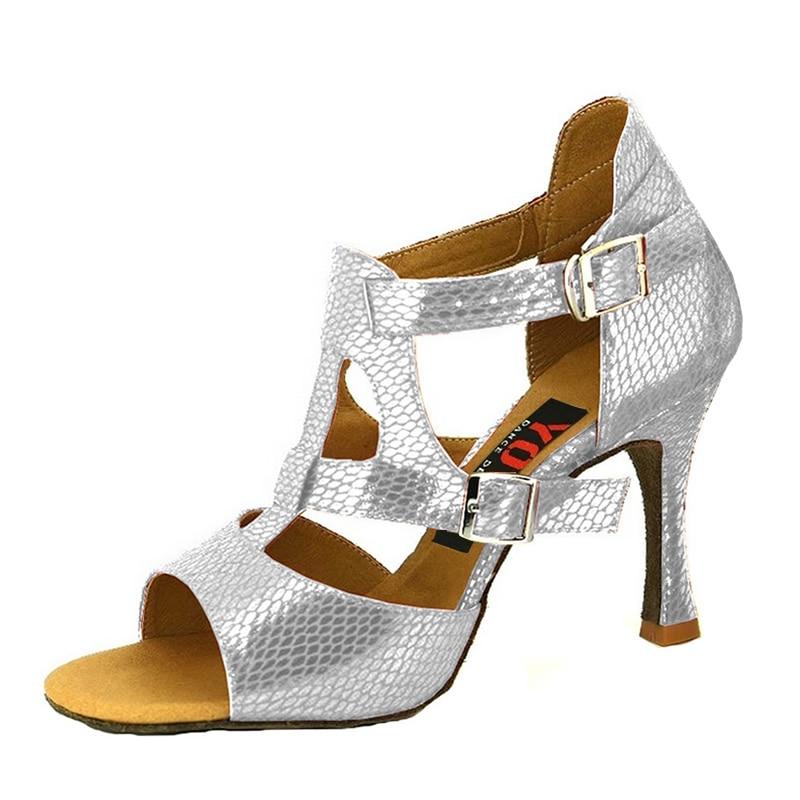 Zapatos YOVE Style w122-32 Zapatos de baile Bachata / Salsa Zapatos - Zapatillas - foto 5