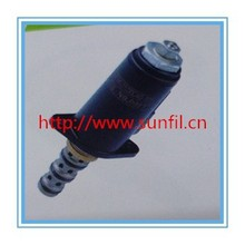 High Quality SK200-3 Solenoid ,excavator solenoid  YN35V00019F1 ,2PCS/LOT,Free shipping