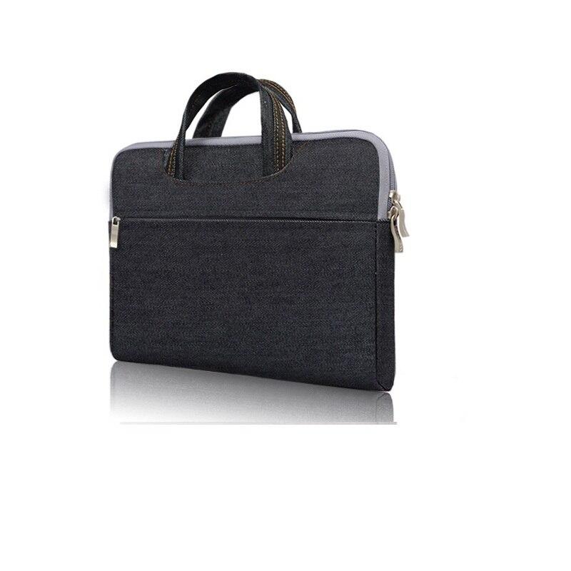 Мода портативный бизнес-сумка для ноутбука, чехол для планшета ноутбук путешествия женщин сумки человек портфель сумка