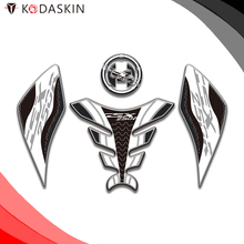 KODASKIN Motorcycle Gas Cap Tank Pad Sticker Decal Emblem for SUZUKI GSX250R GSXR250