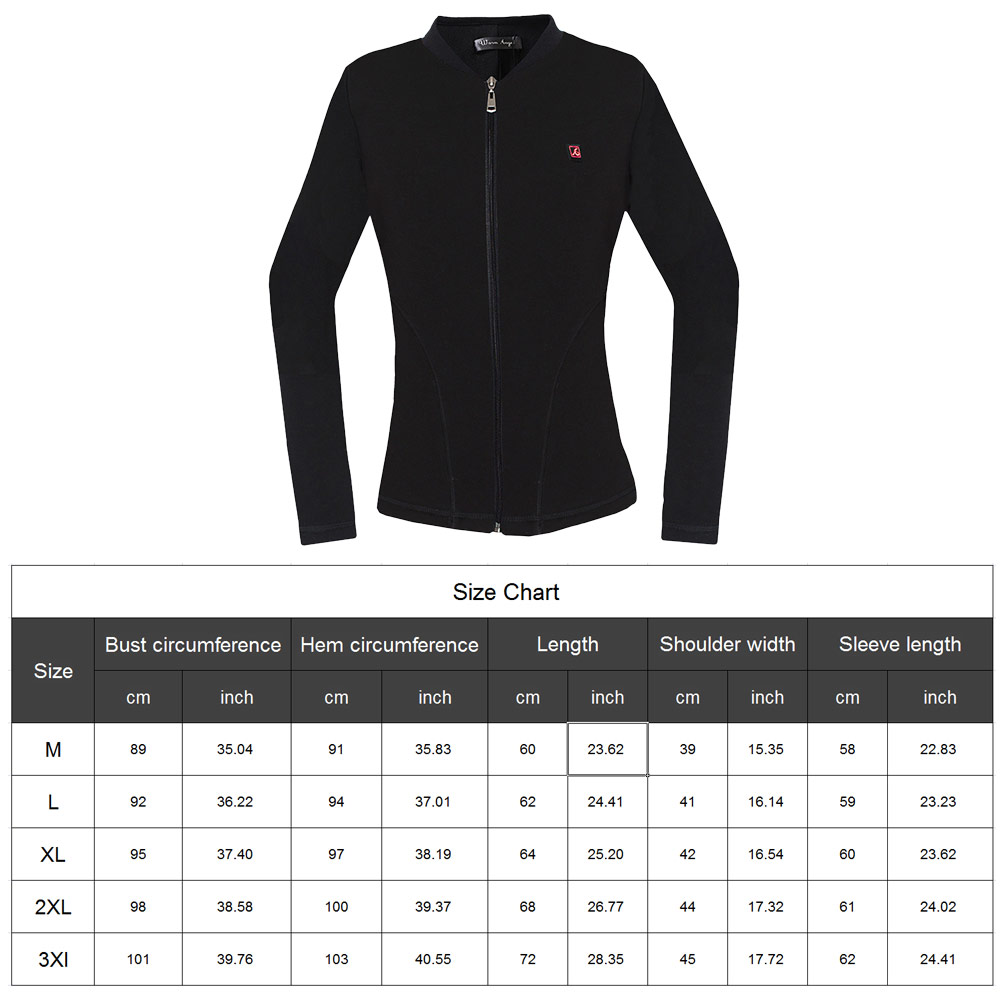 USB Thermal Heating Clothes For Women