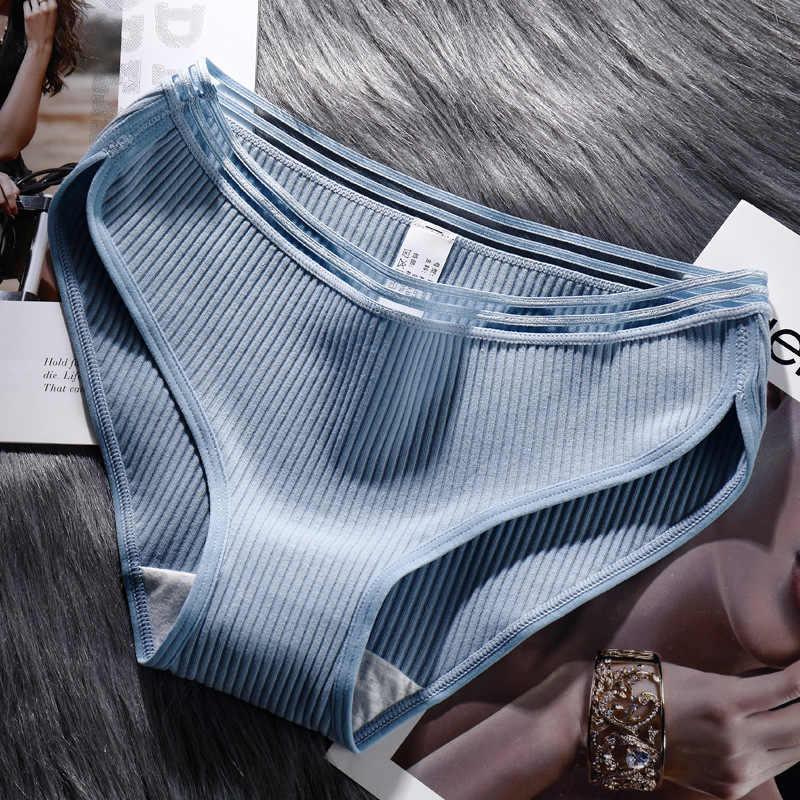 แบรนด์ที่มีชื่อเสียงผู้หญิงกางเกงผ้าฝ้ายหญิงขอบลูกไม้ Breathable เซ็กซี่ชุดชั้นในสตรีผ้าฝ้ายชุดชั้นในสตรี Intimates