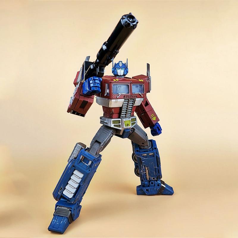 G1 MPP10 Çevrilmə Robot Oyuncaq Model Komandiri Film 5 Alaşımlı - Oyuncaq fiqurlar