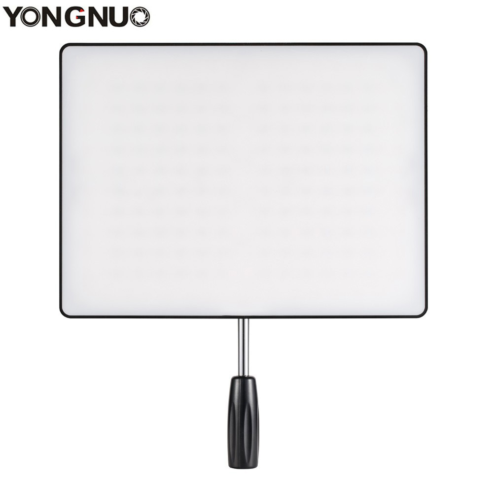 <font><b>YONGNUO</b></font> <font><b>YN600</b></font> Aria YN-600air 3200 K-5500 K LED Video light for Canon Nikon Pentax Olympas Samsung DSLR image