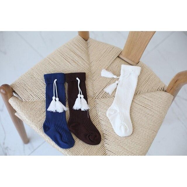 Aliexpress.com: Comprar 3 Par/lote Niña calcetines Niños calcetines ...