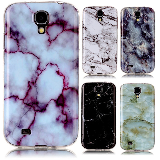 reputable site 96cc8 2ffb3 US $2.65 |Case For coque Samsung Galaxy S4 Case Soft Cover for coque  Samsung S4 Case Marble Stone image for Samsung Galaxy S4 i9500 Case-in  Fitted ...