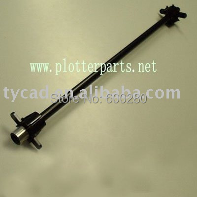 C3172-60003 Rollfeed spindle rod assembly (D-size) for HP DesignJet 600 650C 700 750C Original Disassemble