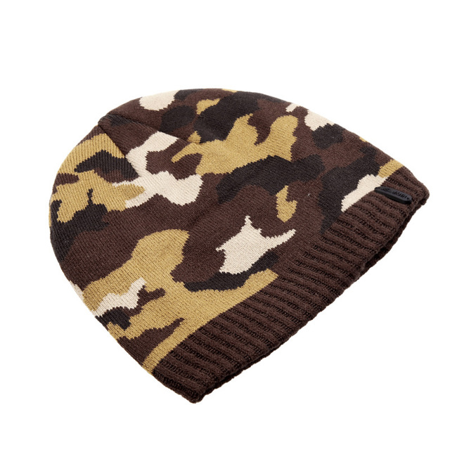 Camo Winter Beanie – More colors