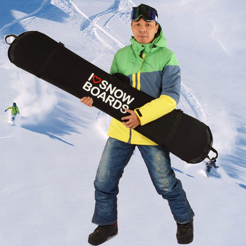 2019 nouveaux sacs de Ski 120 cm 135 cm 145 cm 155 cm sac de Snowboard adultes sac à dos de Ski sac à bandoulière unique - 4