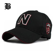 [FLB] Embroidery Baseball hat Cap Breathable Casquette Snapb