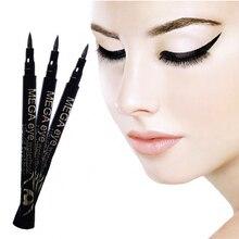 Women Ladies Extreme Black Liquid Eyeliner Waterproof Make Up Eye Liner Pencil Pen Hot Selling Makeup Beauty Tool