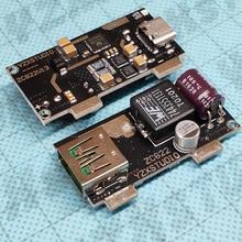 Diy 자동차 충전 데스크탑 모바일 전원 회로 보드 듀얼 포트 ip6528 pd3.0 빠른 충전 qc4 +