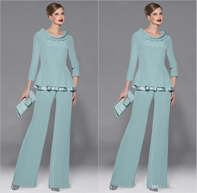 Mother of the Bride Pant Suit