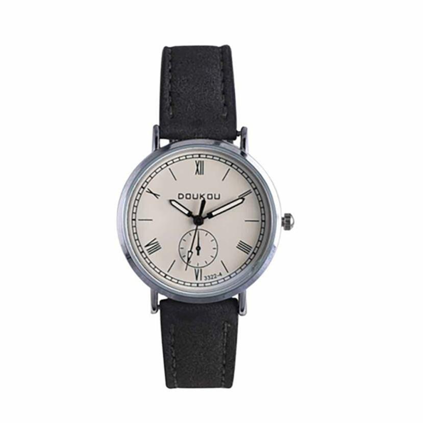 Reloj Simple Lady Leather Strap Quartz Watch Women Delicate Small Dial Wrist Watches Business Clock Female Relogio Feminino #Ju