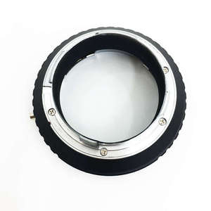 Image 3 - Newyi Cy Lm Adapter For Contax Cy Lens To Leica M9 M8 With Techart Lm Ea7Ii Camera Lens Ring Accessories