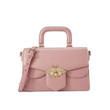Модные новые творческие Напа шаблон телячьей кожи роскошные сумки женские сумки дизайнер Бабочка Женские сумки через плечо