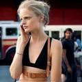 РЕМНИ сексуальные женщины, Dark Rock улица ремень body harness cool воротник вокруг шеи регулируемый пряжки талии пояса