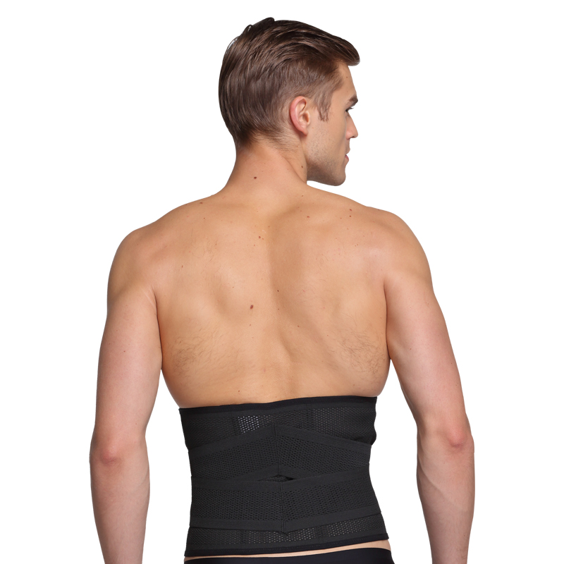 Solid Mens Body Shapers Slimming Trainer Shapewear Underwear Strengh Sexy Summer Corset Compression Belly Waist Burning 40%W