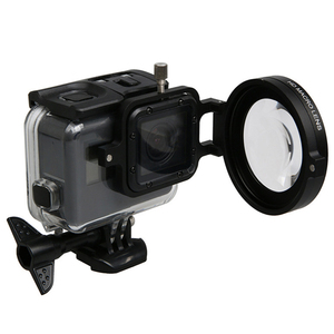 For Go pro 58mm +16 Times Magn