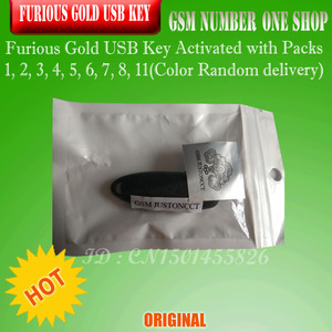 Image 3 - Furious Gold USB Key Activated with Packs 1, 2, 3, 4, 5, 6, 7, 8,  11
