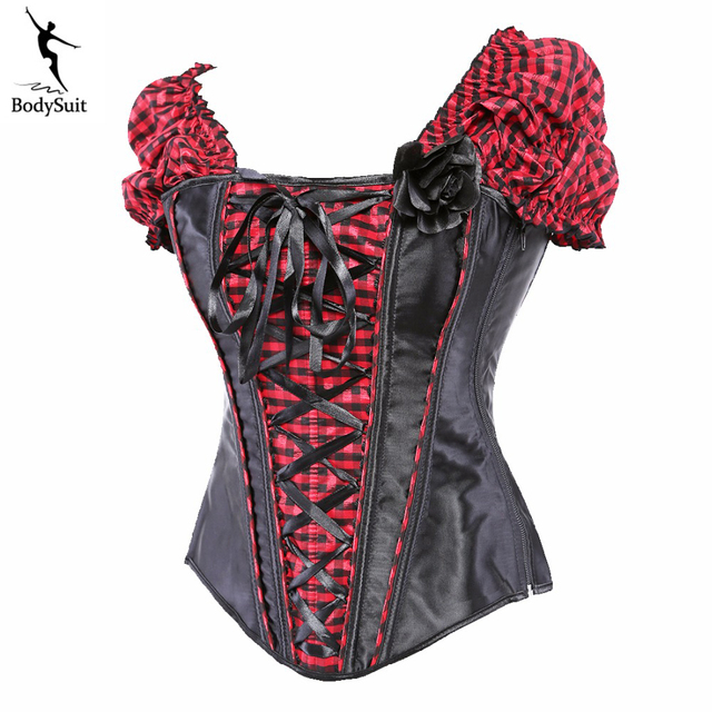 36e65fc0b90 leather corset waist trainer corsets steampunk corselet gothic clothing  waist trainer sexy lingerie slimming party women 2017