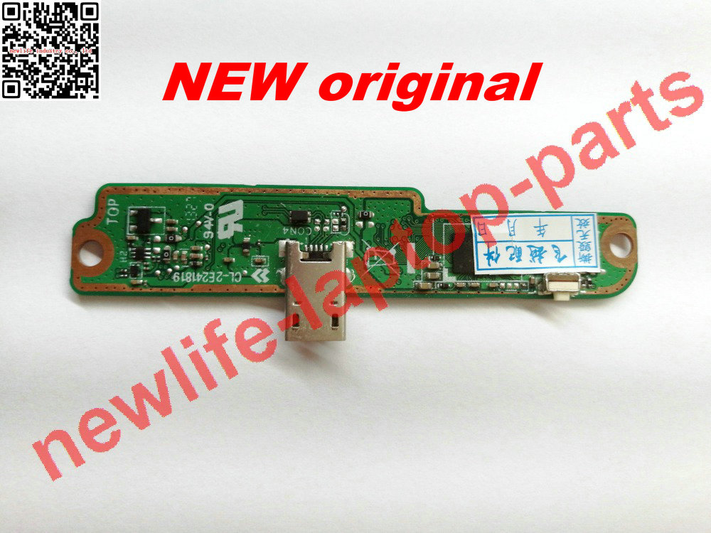 NEW original for ASUS MEMO PAD 10 ME302C K00A USB charger board ME302C TP SUB promise
