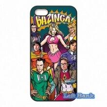 Bazinga! Phone Case / Cover for Samsung Galaxy