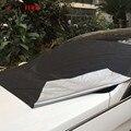 Автомобильный Магнитный чехол на лобовое стекло  снежный чехол  Солнцезащитный чехол  защита от заморозки  лобовое стекло  серебристо-черны...